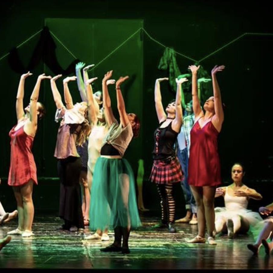 scuola di danza roma